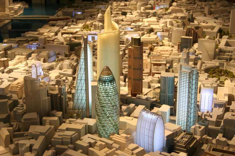 3dp_london_buildings