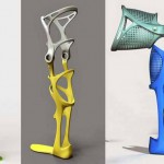 KAFO Splint – Tutore da gamba di Design stampato in 3D