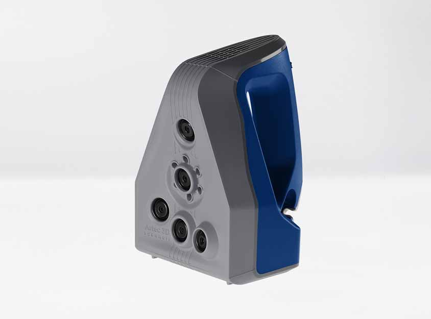 ARTEC Space Spider scanner 3D