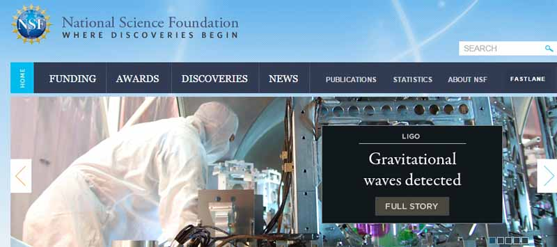 NationalScienceFoundation