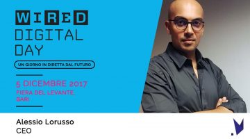 ROBOZE PRESENTE AL WIRED DIGITAL DAY PER PARLARE DI METAL REPLACEMENT