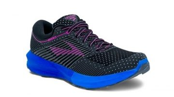 Le scarpe da corsa New Brooks costruite da scansioni 3D del piede con la FitStation di HP