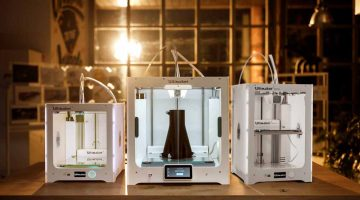 Stampanti 3D ULTIMAKER a confronto – ULTIMAKER 3 vs ULTIMAKER 3 EXTENDED vs ULTIMAKER S5
