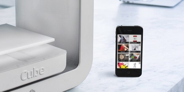 stampante 3d Cube di 3dsystems.com