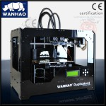Wanhao Duplicator 4X- Dual Extruder