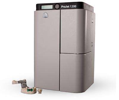 ProJet 1200 – Micro-SLA professionale