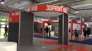 3D Print Hub Parma 26/28 marzo 2015
