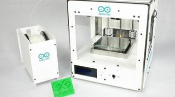 Materia 101, la stampante 3D di Arduino