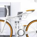 Luna, la bicicletta personalizzabile stampata in 3D