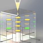 Stampante 3d a punti quantici dai ricercatori di Princeton