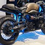 BMW Moto alta fascia personalizzate con stampa 3D