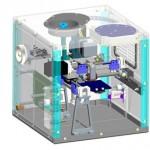 ESA – stampante portatile spaziale POP3D (Portable Printer On-Board)