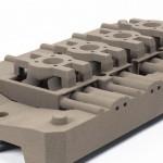 Voxeljet nuovo metodo di stampa con resina fenolica