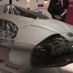 EDAG – Concept Auto ispirata alla leggerezza di una foglia