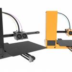 Stampanti basso costo  Genesis Uno e  Genesis Duo 3D