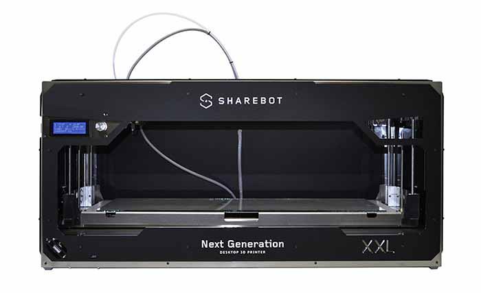 SHAREBOT XXL – il grande formato