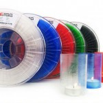 FormFutura Il primo filamento trasparente ad uso alimentare