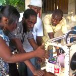 Stampanti 3D ad energia solare per i paesi in via di sviluppo
