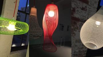 Novità  al 3D Print Show a New York City 2015 – Design per la casa in primo piano