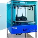 Azienda diLingerieproduce Protesi al seno utilizzando RepRap X400 3D