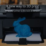 Printder –  trasformare la stampante 2D in una stampante 3D