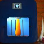 Drotix pronta a lanciare Gala stampante 3D  su Kickstarter