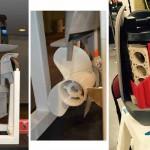MakerBot stampa in 3D un Motore fuoribordo