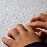 Convertitore in linguaggio braille con stampa 3D