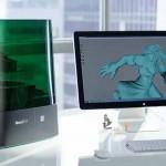 Moonray, stampante 3D  UV DLP lanciata su Kickstarter per  2.499 $