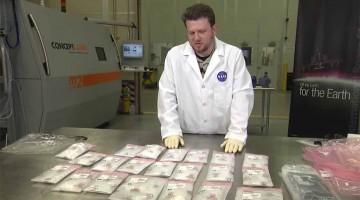 NASA – dimostrazione stampa 3D a gravità zero