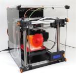 ShapingBits stampanti 3D economiche, 3FXtrud 20 Uno  3FXtrud 25 Duo