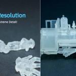 Shapeways annuncia nuovo materiale che permette stampe 3d due volte più precise