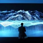 Installazione  in omaggio a Gabriel García Márquez creato con le Stampanti 3D a Madrid