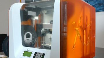 XYZprinting  stampanti 3D a partire da 299 €