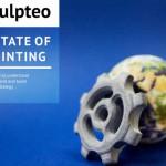 Stato della Stampa 3D secondo  Sculpteo – Una analisi del mercato