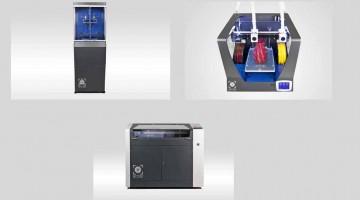Sigma & Lux due nuove stampanti 3D dalla spagnola BCN3D