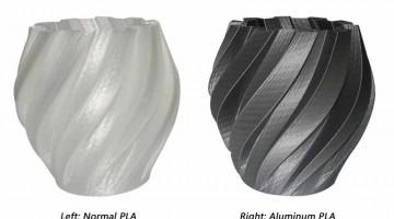 RepRapper Tech  offre filamento in alluminio per Stampanti 3D