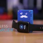 Caricabatterie per orologio Charger Wireless di Apple da Stampare in 3D direttamente a casa