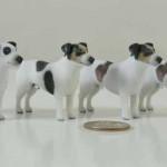 Il tuo Cane in miniatura stampato in 3D con Minichua