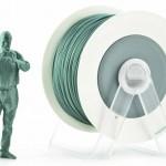 Filamenti 3D ecosostenibili in 60 colori da EUMAKERS