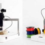 Focus 3D – stampante 3D portatile, multi materiale e con estrusore intercambiabile