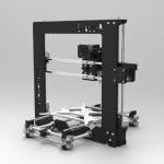 FringeBot Mk1 Stampante 3D economica