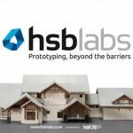 hsbLABS: Trasforma disegni architettonici in Modelli Stampati 3D