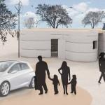 Enrico Dini e la sua architettura 3D ecosostenibile