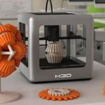 M3D e 3DShare bandiscono  concorso di  Design per vincere una stampante