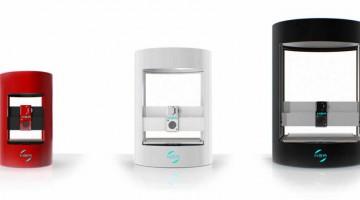 Stampanti 3D NEA Pro Mini, NEA Pro, NEA Pro + su  Indiegogo