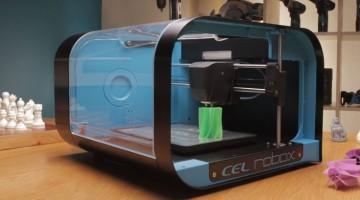 Recensione stampante CEL Robox 3D