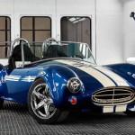 Replica della Shelby Cobra stampata in 3d