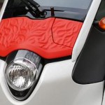 Toyota personalizza parti per veicolo elettrico  i-Road  Stampate in 3D