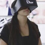 Dior Eyes –  Occhiali a Realta Virtuale Stampati in 3D dalla maison Francese